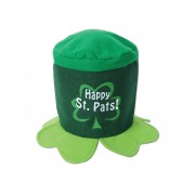 Chapéu trevos Happy Saint Patrick's day adulto