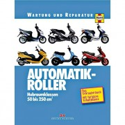 Klasing-Verlag Klasing Reparaturanleitung Automatikroller 50 bis 250 cm³