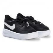 NIKE Air Force 1 Infant Sneakers Svart Barnskor 19.5 (UK 3.5)