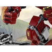 Lego MARVEL SUPER HEROES 76104 Antal bitar 375