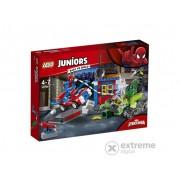 LEGO® Juniors Confruntarea dintre Omul Paianjen si Scorpion10754