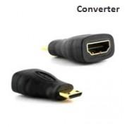 Mini HDMI Male to HDMI Female Converter