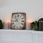 LOBERON Horloge Monceau