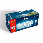 Laica Bi-flux Pack 6 Filtros para Jarros de Filtro Laica