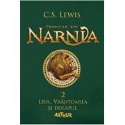 Cronicile din Narnia 2 - Leul, vrajitoarea si dulapul/C.S. Lewis