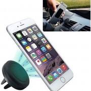 CarFix magneet telefoon houder ventilatierooster voor in de auto o.a. voor uw iPhone 4 / 4S / 5 / 5S / 6 / 6S / 7 Plus , Samsung Galaxy A3 A5 A7 J1 J5 J7 2016 S5 S6 S7 Edge, HTC, Nokia, Huawei P8 P9 Lite Plus, LG, Sony etc.