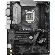 Asus Základní deska Asus ROG STRIX H270F GAMING Socket Intel® 1151 Tvarový faktor ATX Čipová sada základní desky Intel® H270