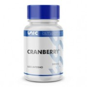 Cranberry Extrato Seco 300mg 60 Cáps