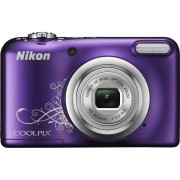 Digitalni foto-aparat Nikon A10, Ljubičasti Lineart
