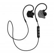 Audífonos Bluetooth, Portátiles Manos Libres Estéreo (gris Negro)