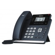 Yealink SIP-T41S Wired handset 6lines LCD Black IP phone