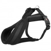 Trixie Premium Touring Harness - Black - S-M