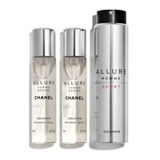 Allure homme sport cologne 3x20ml - Chanel