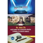 Aur, sange si foc - Orasele romane care au supravietuit mileniilor in Romania si in tinuturile romanesti/Dan-Silviu Boerescu