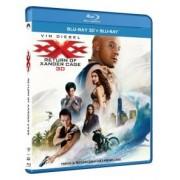 xXx-Return of Xander Cage:Vin Disel - Triplu X: Intoarcerea lui Xander Cage (Blu-ray 2D si Blu-ray 3D)