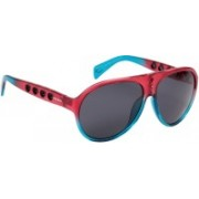 Diesel Aviator Sunglasses(Multicolor)