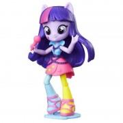 Figurina MLP Equestria Girls Minis Twilight Sparkle cu Microfon Hasbro