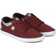DC TRASE SE M SHOE Sneakers For Men(Maroon)