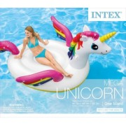 Intex Saltea gonflabila mega UNICORN 57281 287x193x165 cm