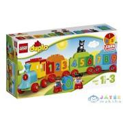 Lego Duplo: Számvonat 10847 (LEGO, 10847)