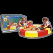 Cutie Pentru Nisip Castle Androni Giocattoli, plastic