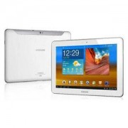 "Samsung Tablet 10.1"" Samsung Galaxy Tab Gt P7500 16 Gb 3g Wifi Bluetooth 3 Mp Android Refurbished Bianco"
