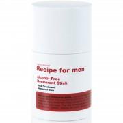 Recipe For Men Desodorizante em Stick Sem Álcool da 75 ml