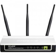 TP-Link 300Mbps Advanced Wireless N Access Point Atheros, 3T3R, 2.4GHz, 802.11n/g/b, Passive PoE Supported, QSS Push Button - TL-WA901ND