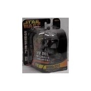 Star Wars Super D Deformed Boba Fett ROTS Sith