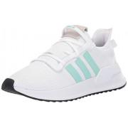 Adidas Originals U_Path Zapatillas de Correr para Mujer, Clear Orange/Black/White, 9 US