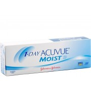 Acuvue 1-DAY ACUVUE MOIST 30 stk
