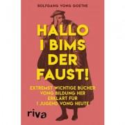Riva Verlag Buch - Hallo I bims der Faust