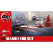 """Műanyag Repülőgép modell kitt Airfix A04060 - Nakajima B5N1 """"Kate"""""""
