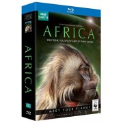 BBC Earth - AFRICA - [ David Attenborough ] Box Blu-Ray