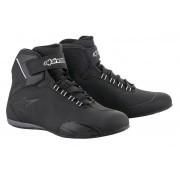 Alpinestars Sektor Zapatos impermeables moto Negro 45