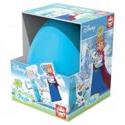 Educa Disney Jégvarázs puzzle tojásban, 48 darabos
