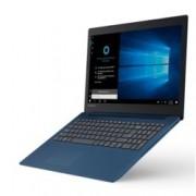 """Lenovo Ideapad 330-15IGM (81D1007XBM)(син), двуядрен Gemini Lake Intel Celeron N4000 1.1/2.6 GHz, 15.6"""" (39.62 cm) HD TN Anti-Glare Display, (HDMI), 4GB DDR4, 1TB HDD, 1x USB 3.1, Windows 10, 2.2 kg"""