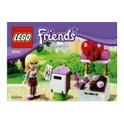 Lego Friends Exclusive Set #30105 Stephanies Mailbox Bagged