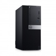 Desktop, DELL OptiPlex 5070 MT /Intel i7-8700 (4.6G)/ 32GB RAM/ 512GB SSD/ Win10 Pro + подарък Keyboard (#DELL02541)