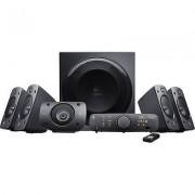 Logitech Z906 5.1 PC speaker Corded 500 W Black