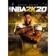 2K NBA 2K20 (Digital Deluxe Edition) Steam Key EUROPE