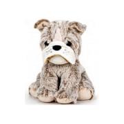 Peluche Perritos Bulldog de 32 cm. Quirón - Famosa