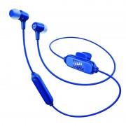 Безжични слушалки с микрофон JBL E25 BT Blue