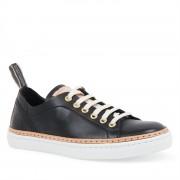 Pantofi Sport Dama Sneaky Steve Silvermine Low W Lea Negru