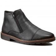 Обувки RIEKER - 35381-00 Black 1
