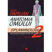 Anatomia omului. Vol. II: Splanhnologia