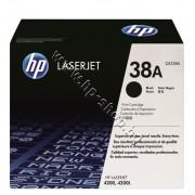 Тонер HP 38A за 4200 (12K), p/n Q1338A - Оригинален HP консуматив - тонер касета