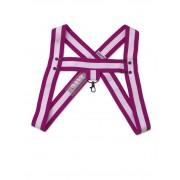 Barcode Berlin Jorde Harness Pink/White 91428-41115