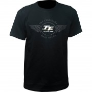 Tourist Trophy T-Shirt The Legendary TT schwarz S schwarz