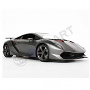 eSmart Rastar Gray 1:14 Sesto Elemento Radio Remote Control 2.4GHz Car Toy